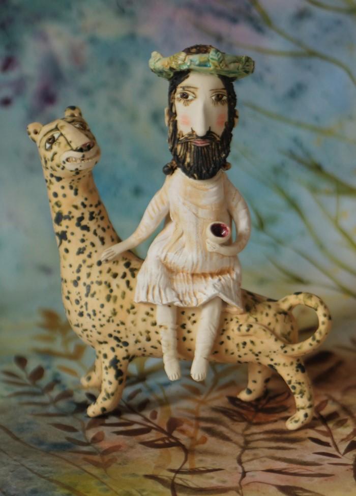 Фигурки и статуэтки из керамики