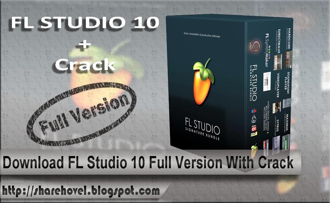 download fl studio 10 full crack