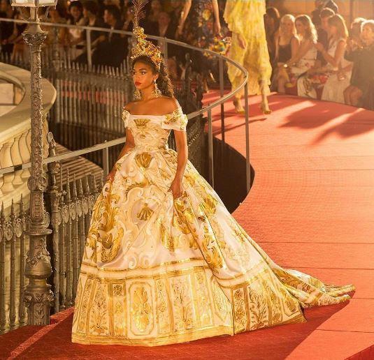 Desfile 2017 Dolce e Gabbana