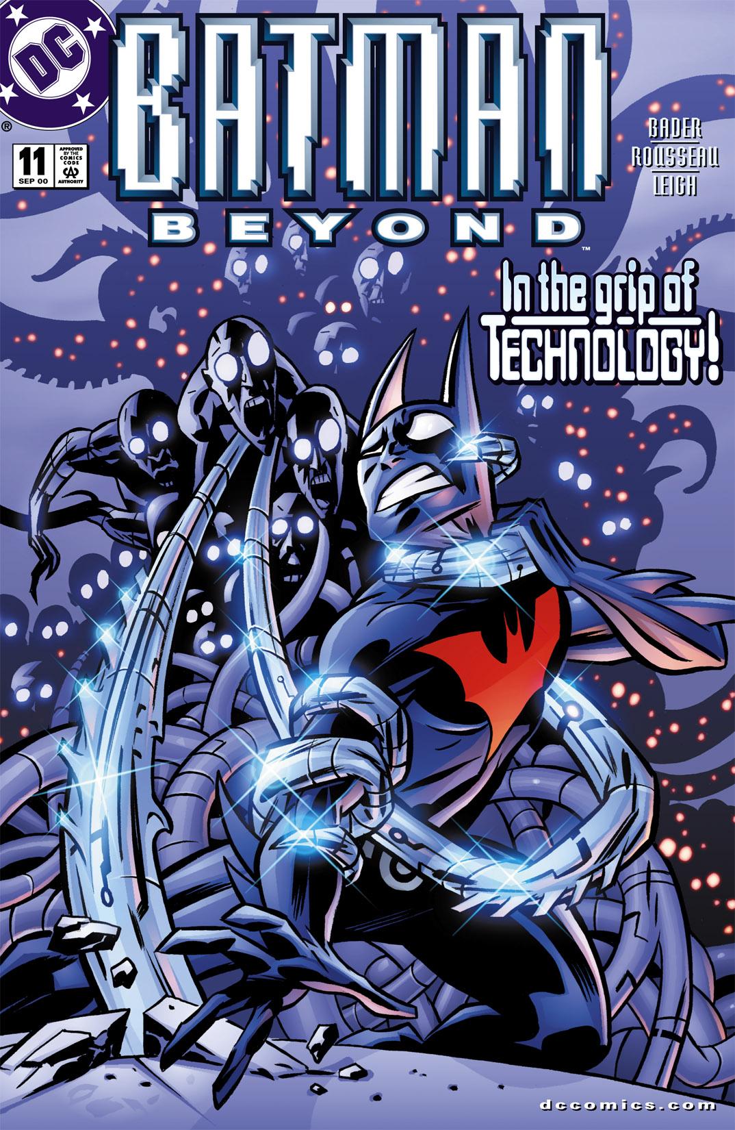 Batman Beyond [II] 11 Page 1