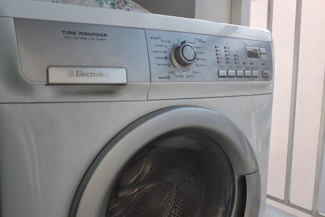 electrolux-washingmachine エレクトロラックスの洗濯機2