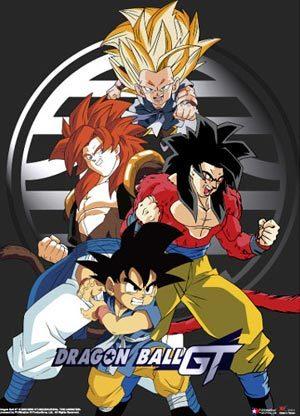 Dragon Ball Gt Streaming