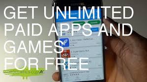Download any paid APK for free