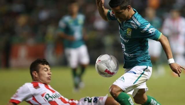 Leon vs Necaxa en vivo Apertura 2016 Liga MX