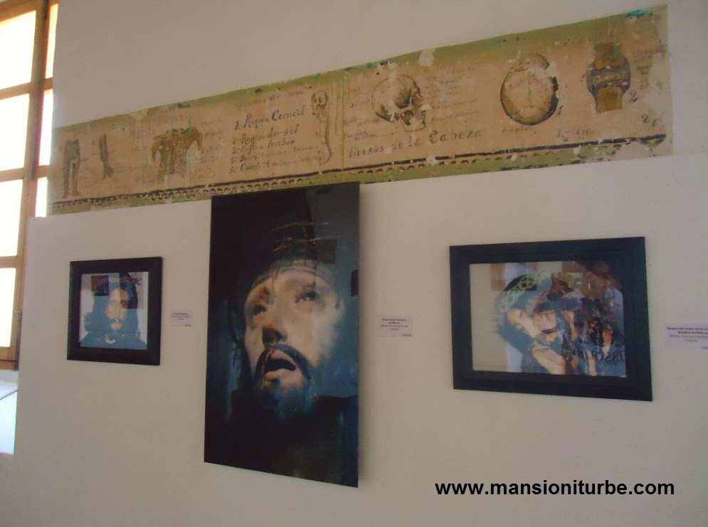 Exposition in Pátzcuaro about Christs in Michoacán