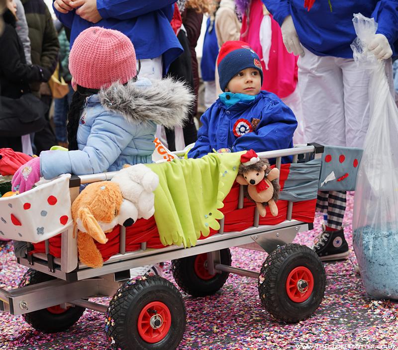 Basel Fasnacht 2018 | Childrens Fasnacht