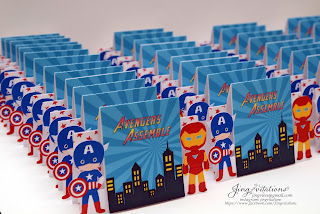 captain america invitations, birthday invitations