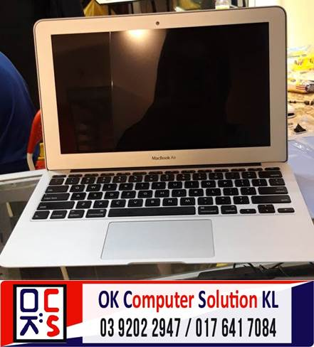 [SOLVED] MASALAH CANNOT ON MACBOOK AIR | REPAIR LAPTOP CHERAS 2