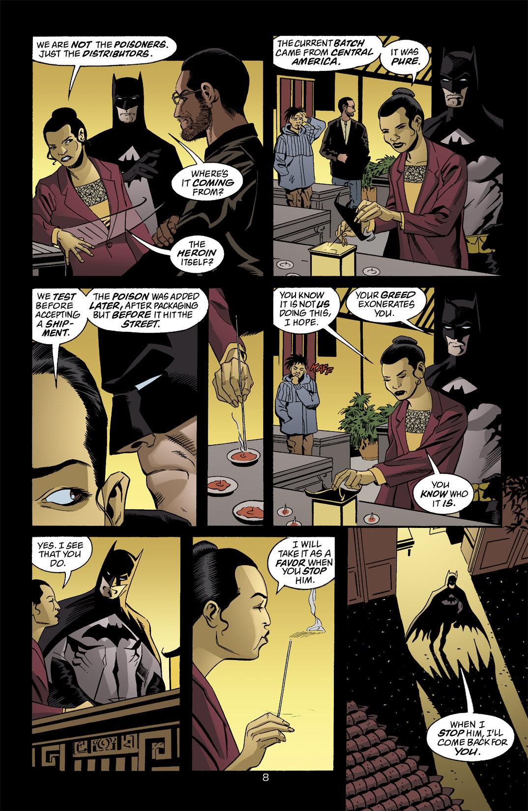 Detective Comics (1937) 769 Page 8