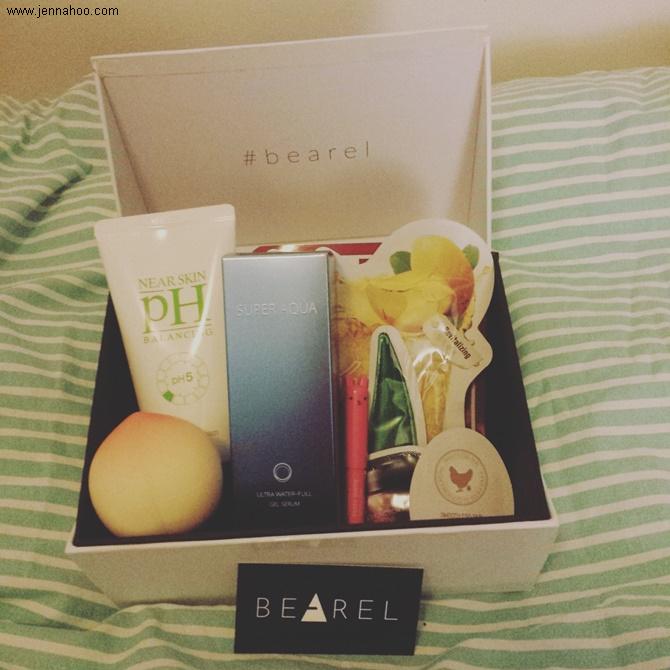 Bearel Beauty Box Autumn Edition