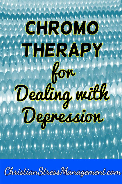 Chromotherapy for Dealing with Depression