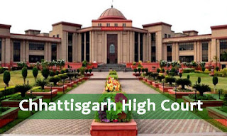High Court of Chhattisgarh Recruitment 2017
