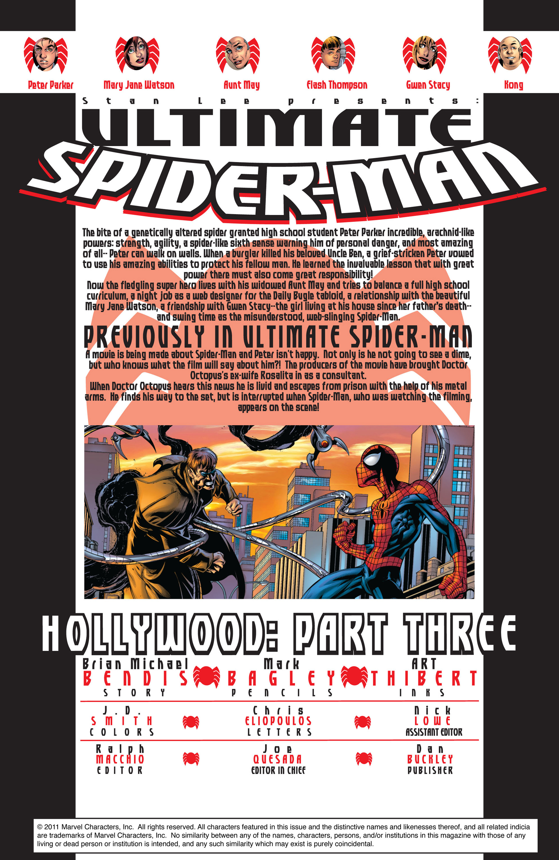 Read online Ultimate Spider-Man (2000) comic -  Issue #56 - 2