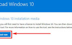 Hướng dẫn cách tải Windows 10  ISO chuẩn từ Microsoft