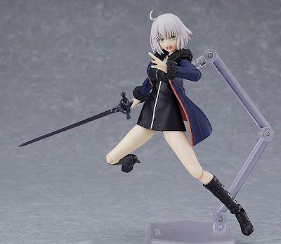 "figma Avenger / Jeanne d'Arc (Alter) Shinjuku ver. de ""Fate/Grand Order"" - Max Factory"