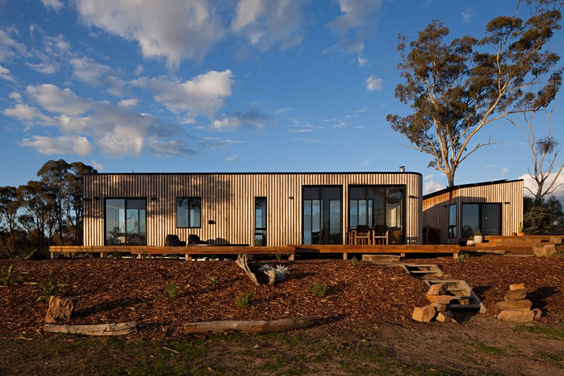 Prefab homes and modular homes in australia archiblox - Architect designed modular homes nz ...