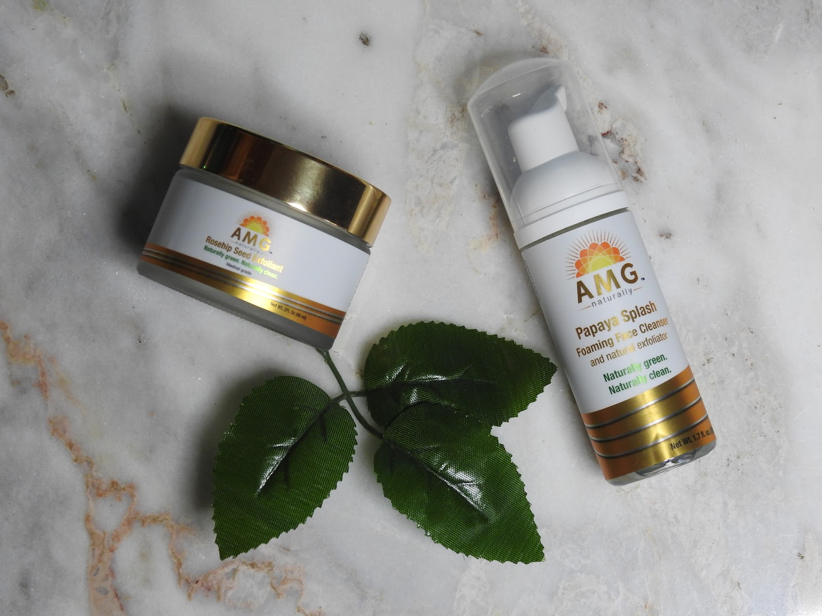 AMG natural products