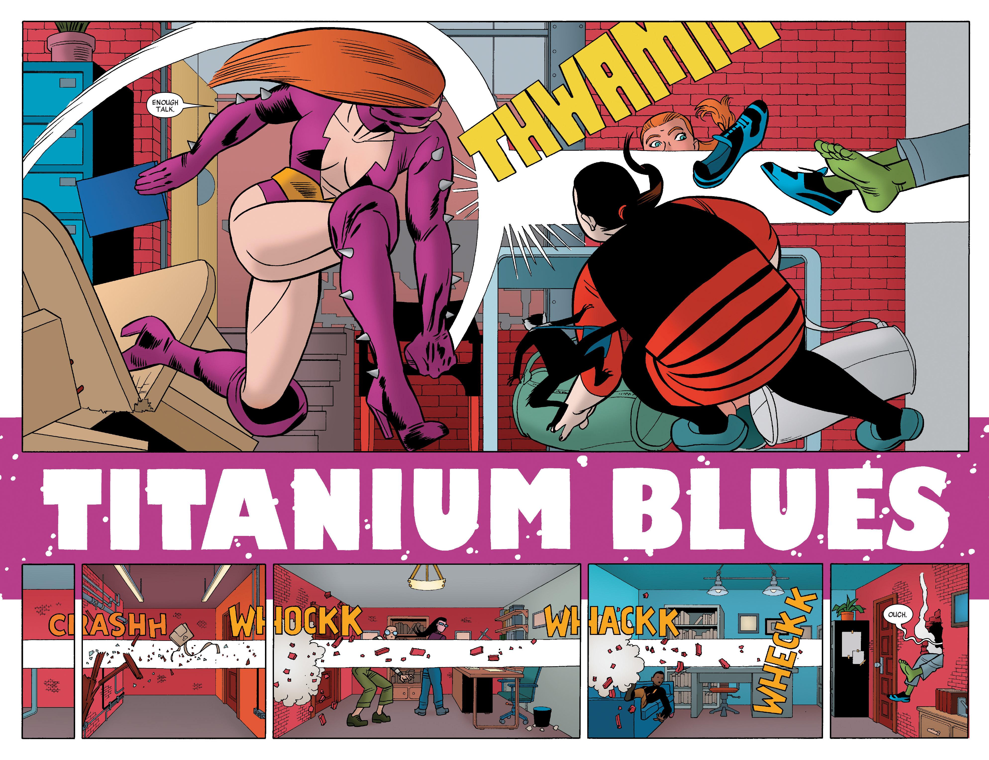 Read online She-Hulk (2014) comic -  Issue #11 - 4