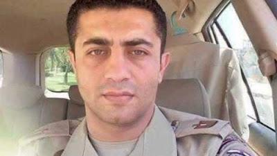 الشهيد شريف محمد عمر