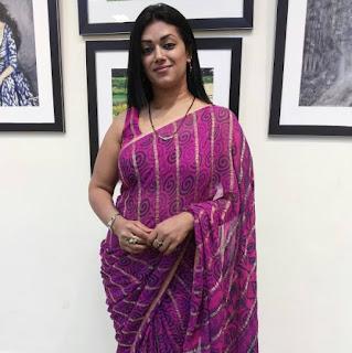 Avantika Mishra latest hot cleavage stills in lehenga