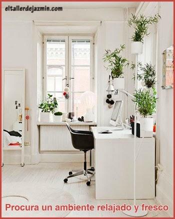 la oficina en casa-eltallerdejazmin