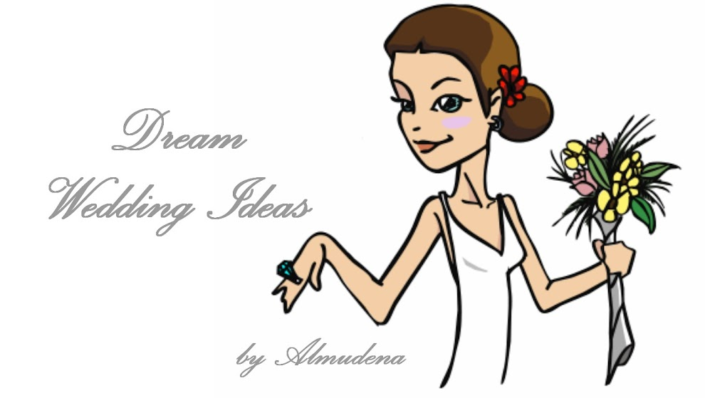 Almudena's Dream Wedding Ideas