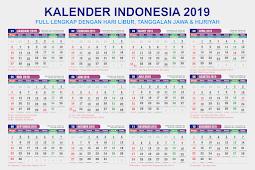 Download Kalender 2019 CorelDraw