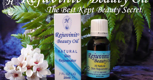 Notification: Rejuvinit Beauty Oil Back in Stock