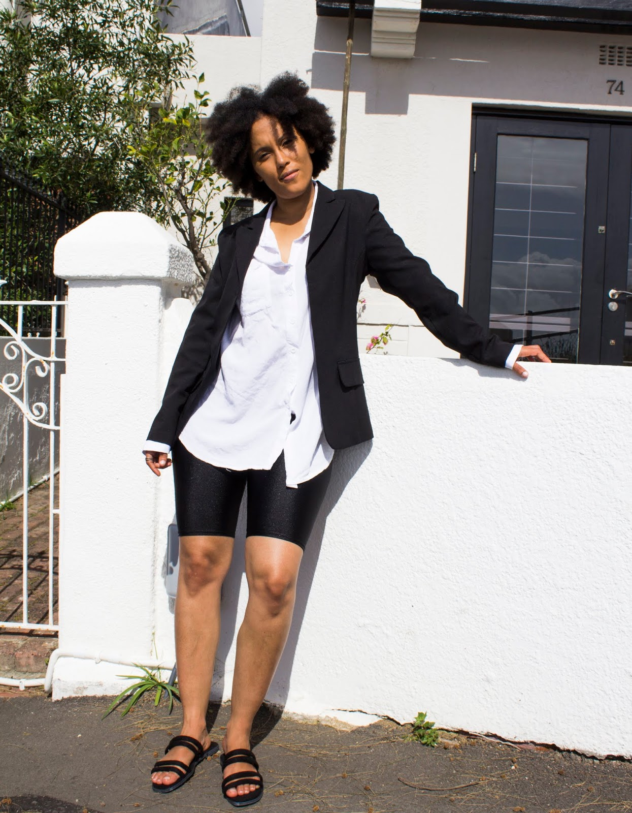 Liezel-Esquire-how-to-wear-biker-shorts