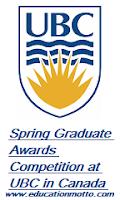 Scholarship, International, Canada, University of British Columbia, Description, Eligibility Criteria, Method of Applying, Scholarship Awarded, Master Degree, Doctoral Programme, PhD,