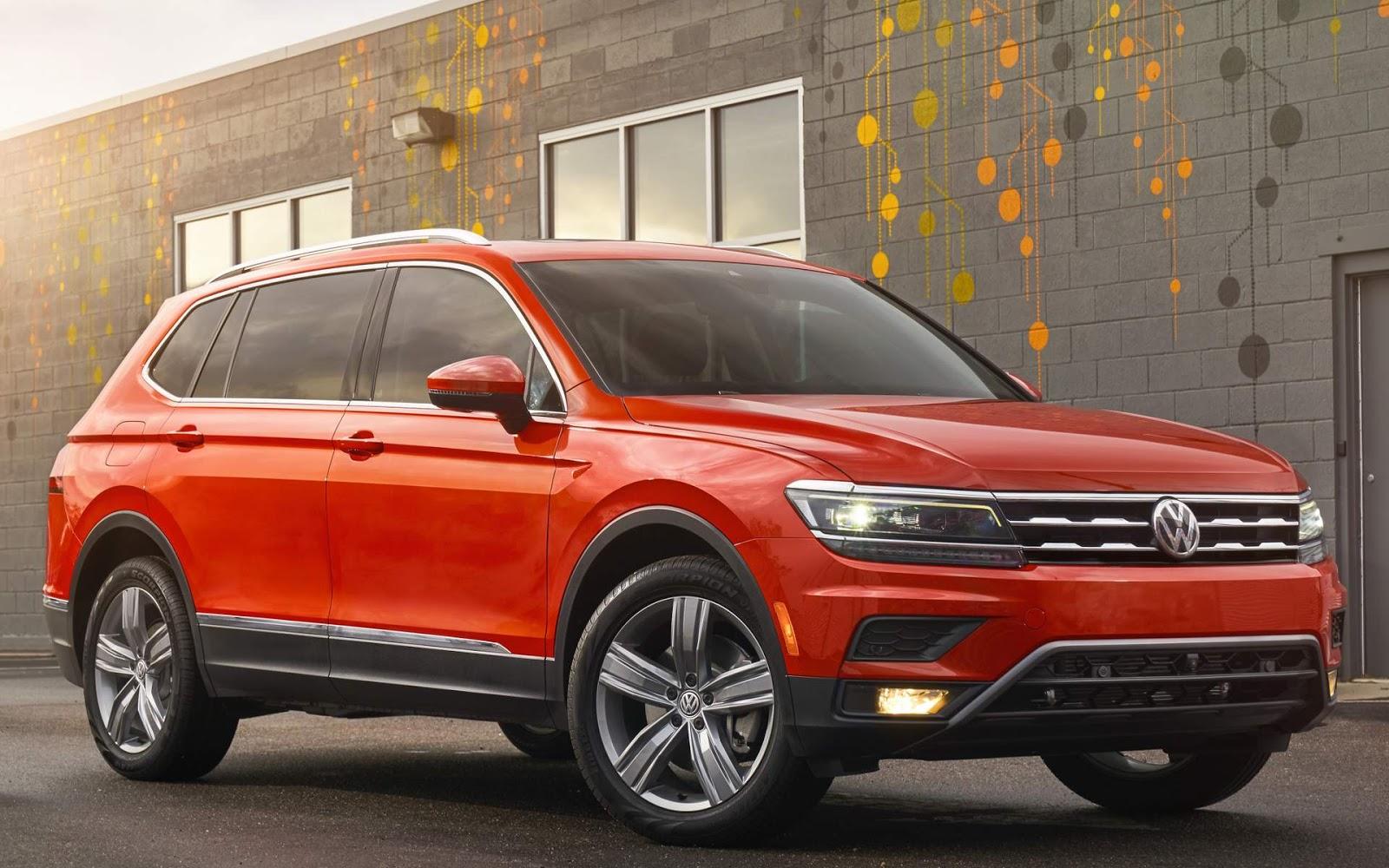Resultado de imagem para novo VW Tiguan 2018