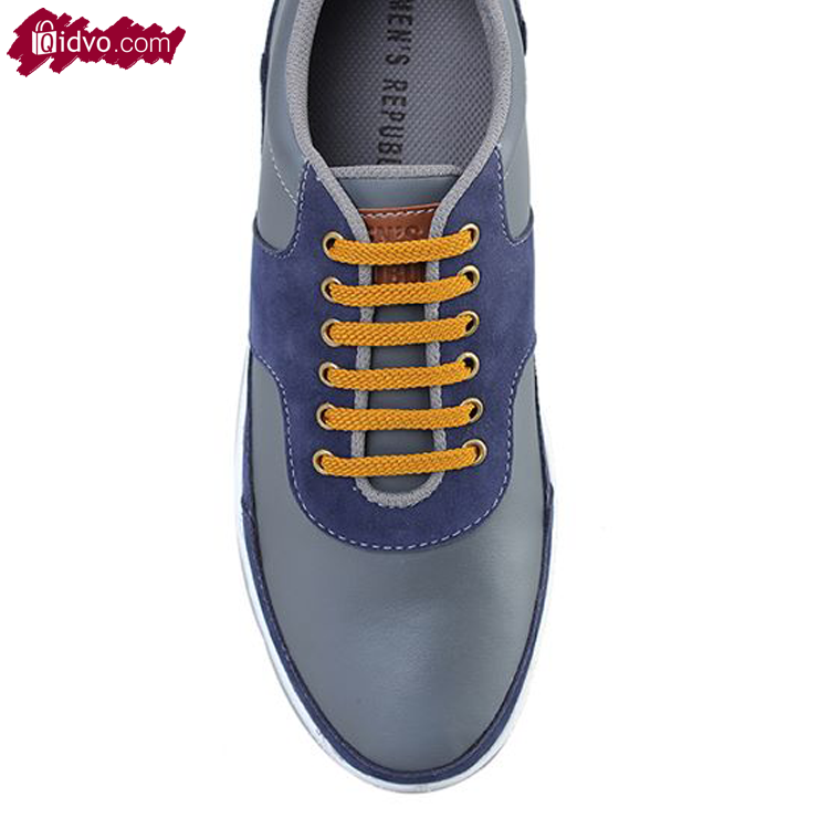 Sepatu Sneakers Mens Republic Gamma - Grey Blue