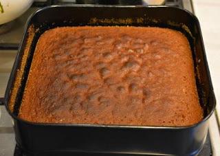 bezglutenowe ciasto pomarańczowe