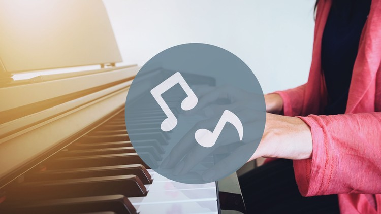Learn to play the piano or keyboard from scratch - Udemy $10 coupon