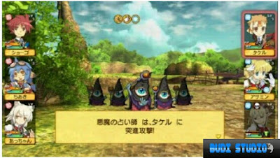 Class of Heroes 3 PPSSPP PSP 2