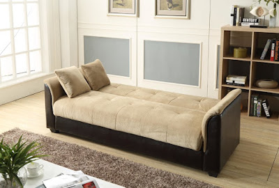 الكنبة السرير, سرير قابل للطي, كنبة قابلة للطي