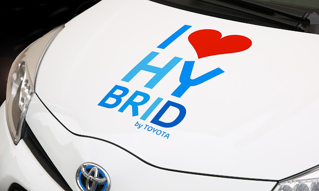 Toyota wants a hybrid vehicle for Blue Bird Toyota wants a hybrid vehicle for Blue Bird