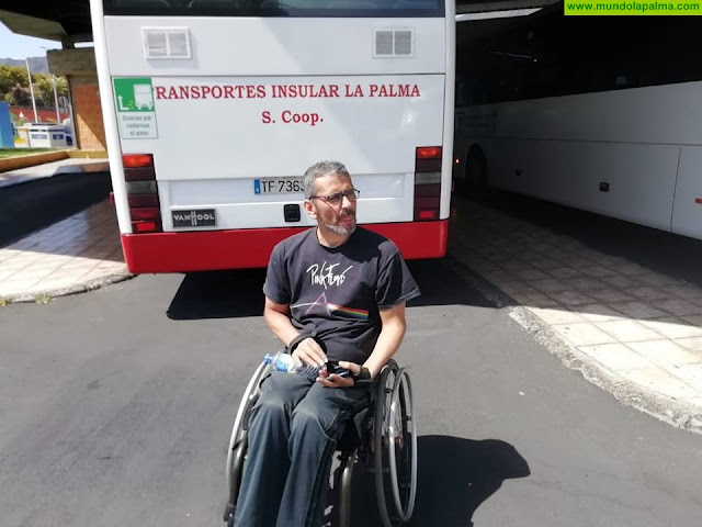 O viajamos todos o ninguno - Problemas del Transporte adaptado en La Palma
