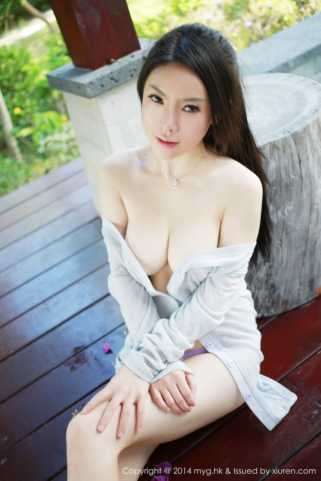 0067 - Hot Photo Model MYGIRL VOL.31