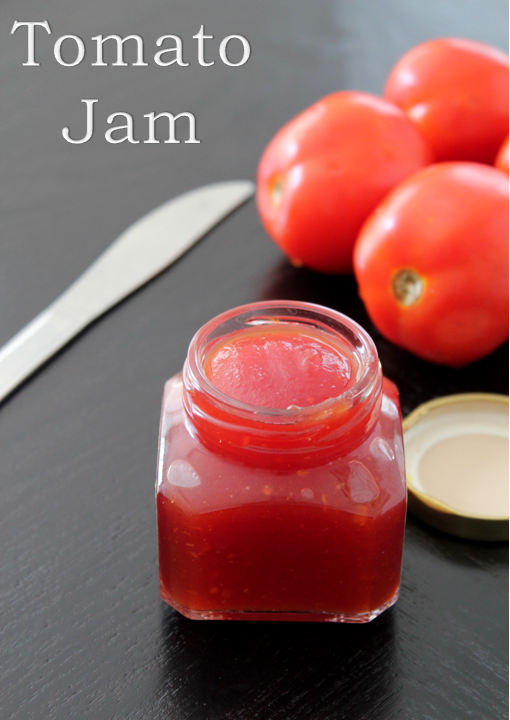 Tomato Preserves Recipe — Dishmaps