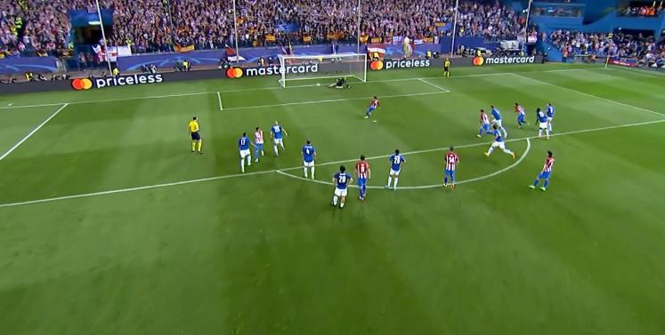 اهداف مباراة أتلتيكو مدريد وليستر سيتي دورى ابطال اوربا الاربعاء 12-4-2017