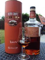 New Grove Single Barrel 2004 - 49,9°, fût 13-04-151, 297 bouteilles, vieilli en fût de chêne du limousin