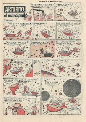 Tio Vivo 2º nº 190 (26-10-1964)