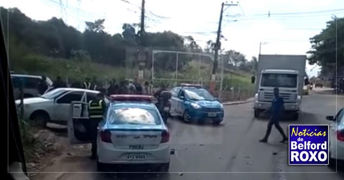 Policiais do 39º BPM (Belford Roxo) recuperam carro roubado após  perseguição na Bayer 0cd3d350cccd8