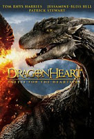Dragonheart: Battle for the Heartfire (2017) - Poster