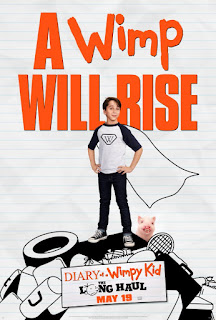 Diary of a Wimpy Kid: The Long Haul Banner Poster