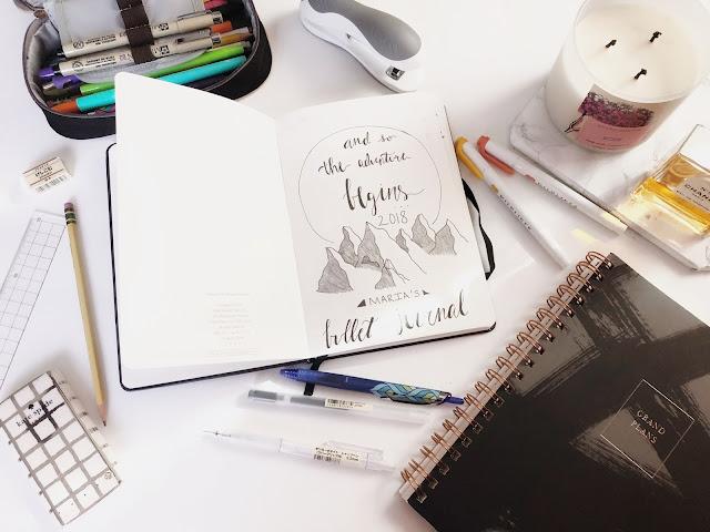 How do I use a bullet journal?