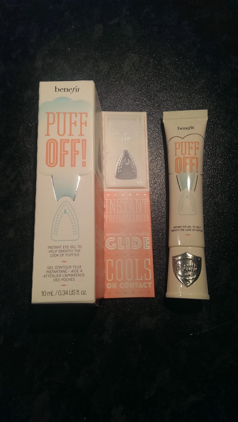 Benefit Cosmetics Puff Off Review