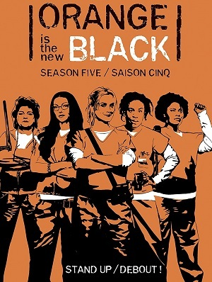 Orange Is the New Black - 5ª Temporada Completa Séries Torrent Download capa