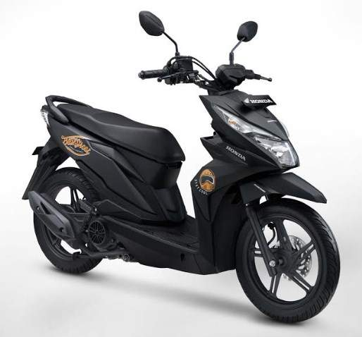 Warna Baru New Beat Street Esp Matte Black